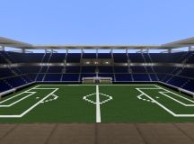 Minecraft Soccer Stadium Minecraft Project
