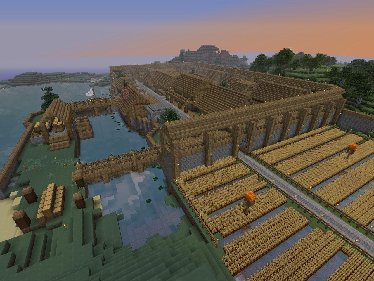 The Island Of AlrasWIP Minecraft Project