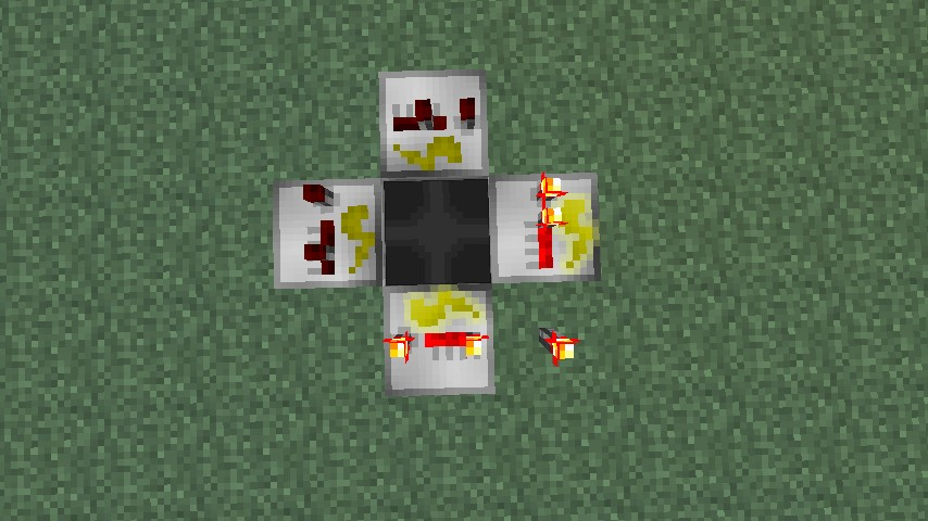 Spoxes Redstone TP Minecraft Texture Pack