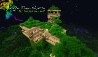 Cool Minecraft Jungle Tree Houses   www.imgkid.com - The ...