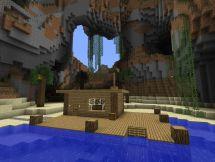 Minecraft Island Resort Contest Project