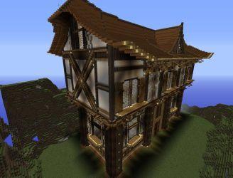 minecraft houses fairy cute tale epic fairytale designs cool plan building tales build buildings mania seed modern keywords similiar creations