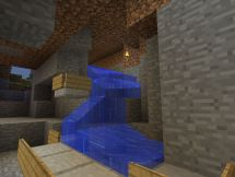 Tropical Underground Hotel With Forest Minecraft Project