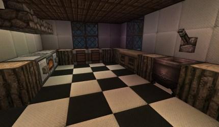 medieval mansion kitchen minecraft