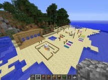 Minecraft Island Resort