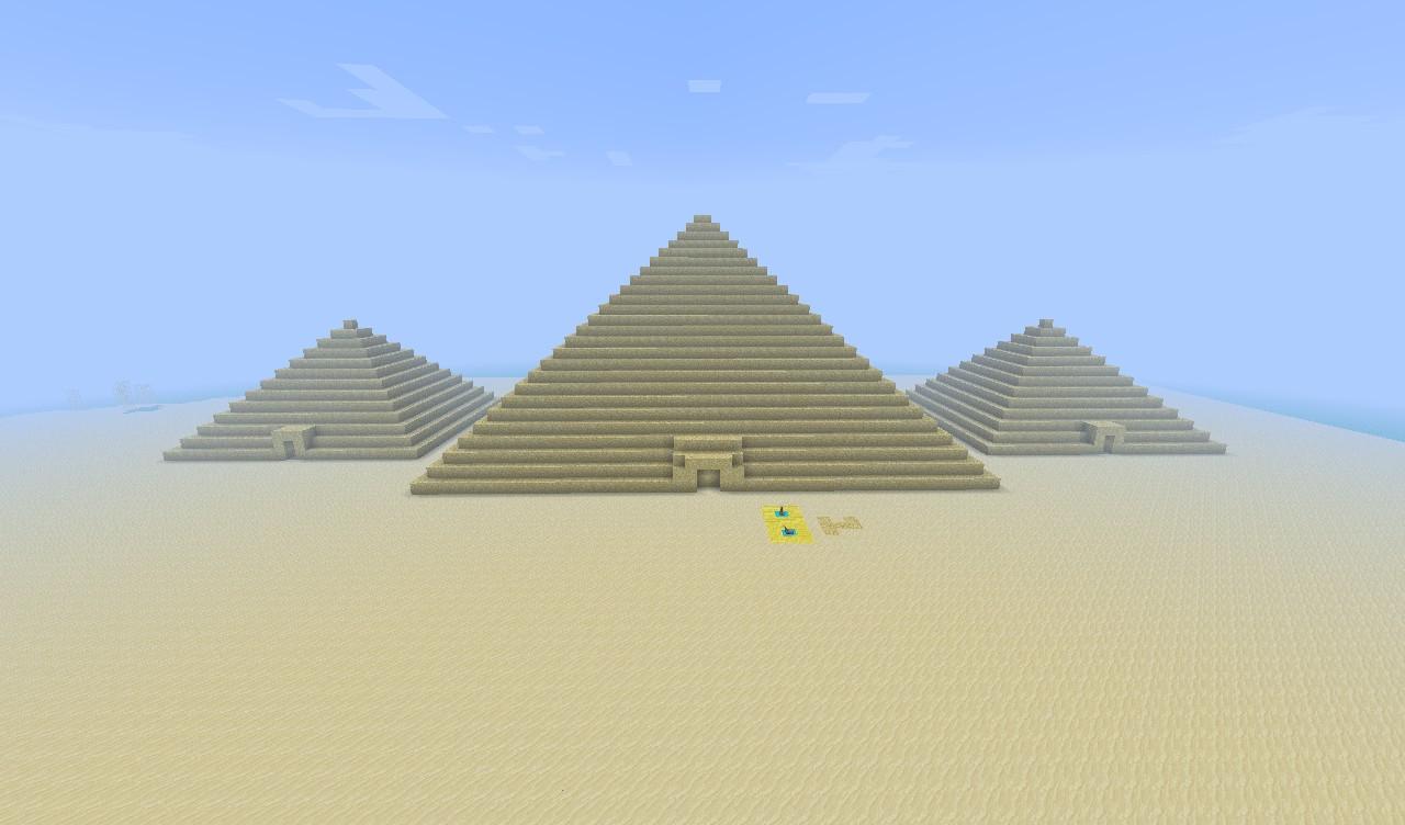 The Treasure Of The Dwarven Pyramids Near Complete