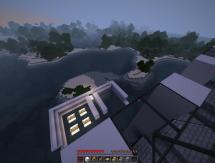 Hotel Skyscraper Minecraft Project