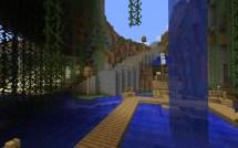 Minecraft Hotel Resort