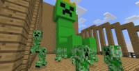 creeper chair Minecraft Project