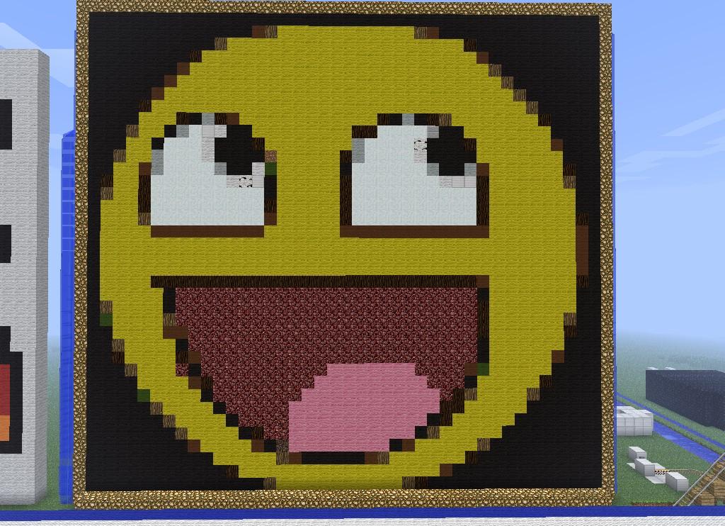 pixel art ideas minecraft