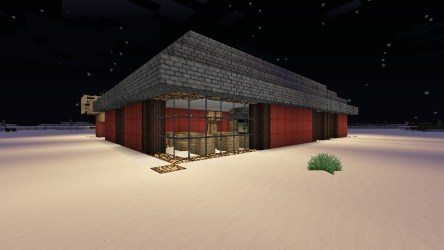 town desert hall biome modern minecraft project outdoors author