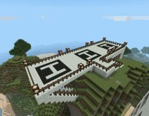 Spire Hotel Minecraft Project