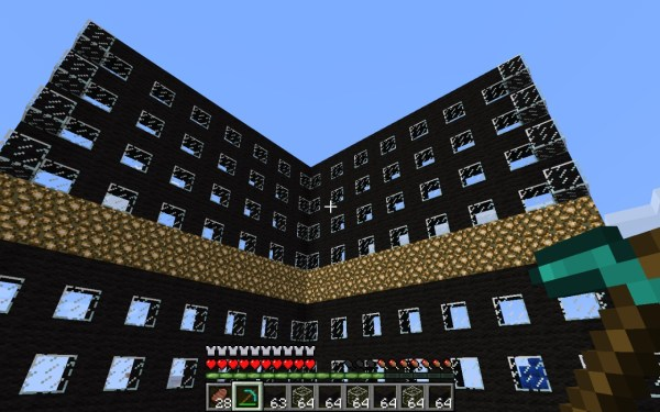 Sears Tower Minecraft Project