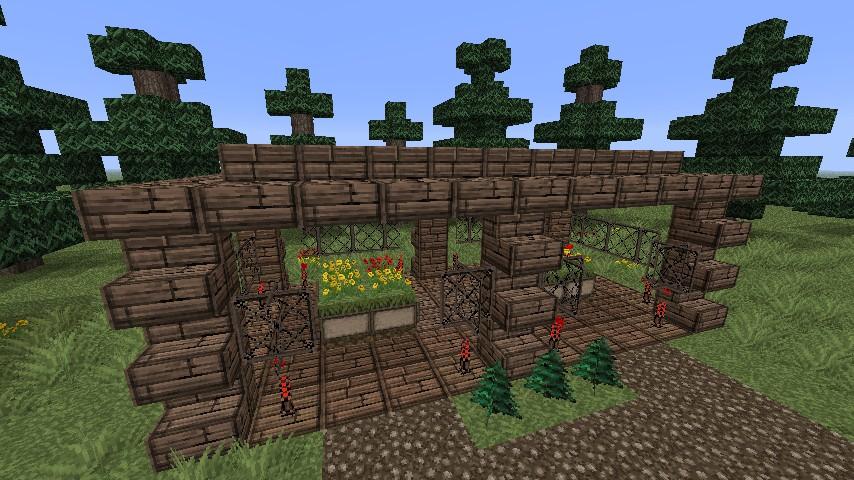 Minecraft Zen Garden Ideas
