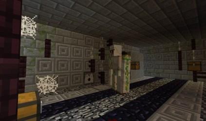 dwarven ruin minecraft project