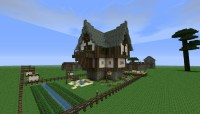 The gallery for --> Minecraft Village Building Ideas