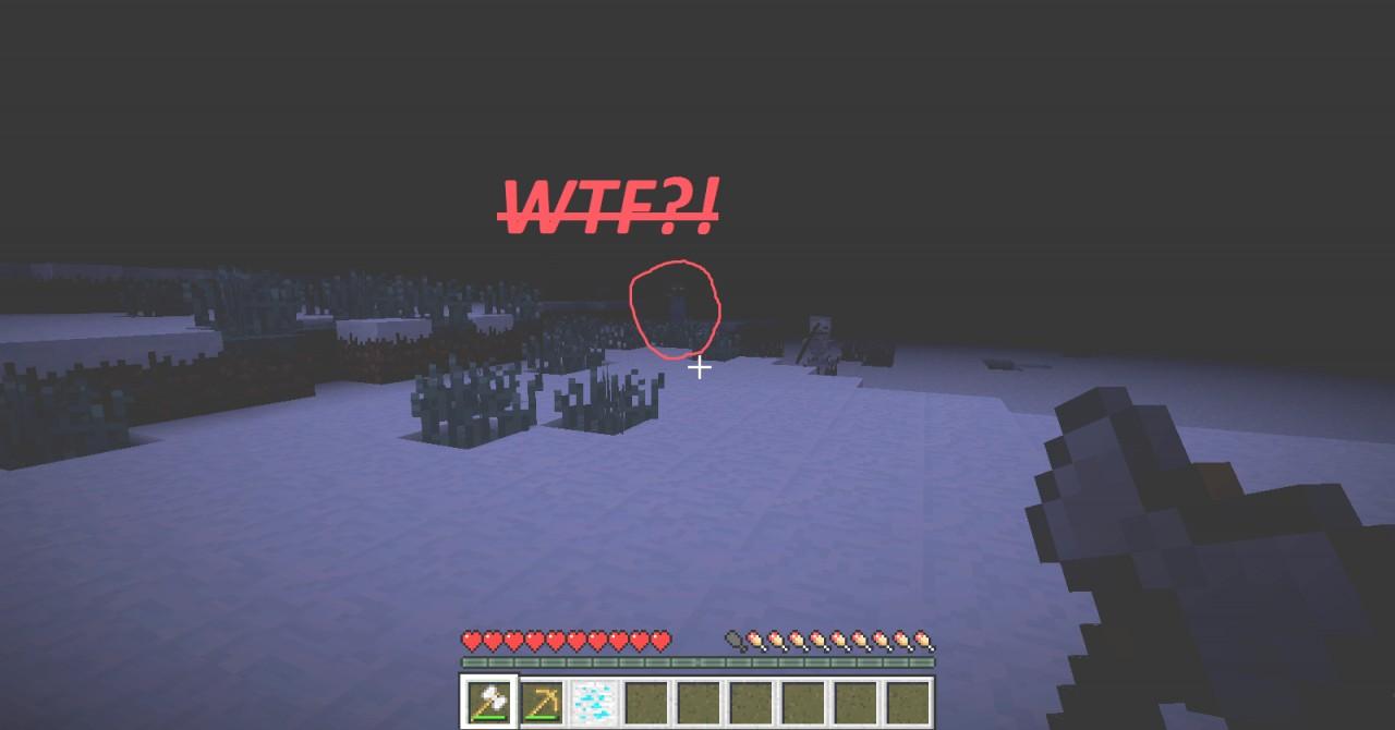 Minecraft Herobrine Cave Seed