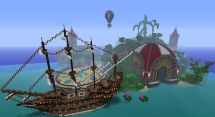 Shipwreck Cove Minecraft