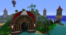 Coghaven Adacia Collection Minecraft Project
