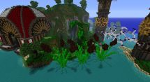 Small Minecraft Organics