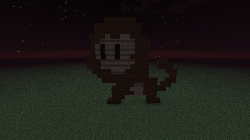 Monkey Pack Minecraft Texture Pack