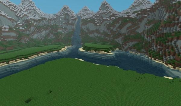 custom landscape