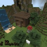Small Wooden House Minecraft Map