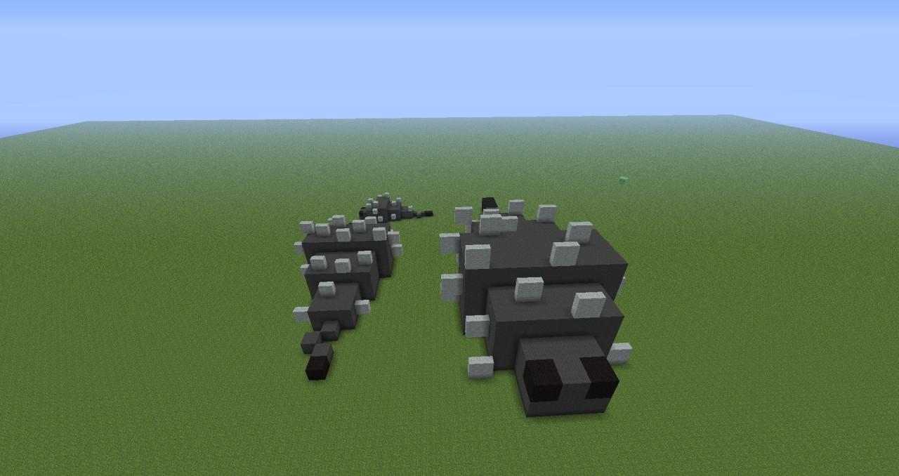 SilverFish Minecraft Project