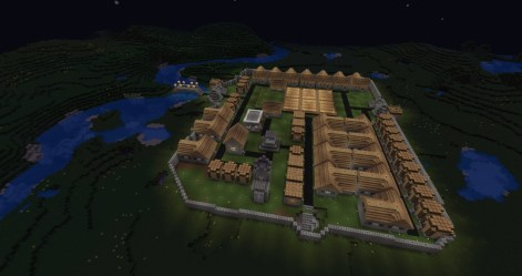 village npc upgraded minecraft upgrade neighboring