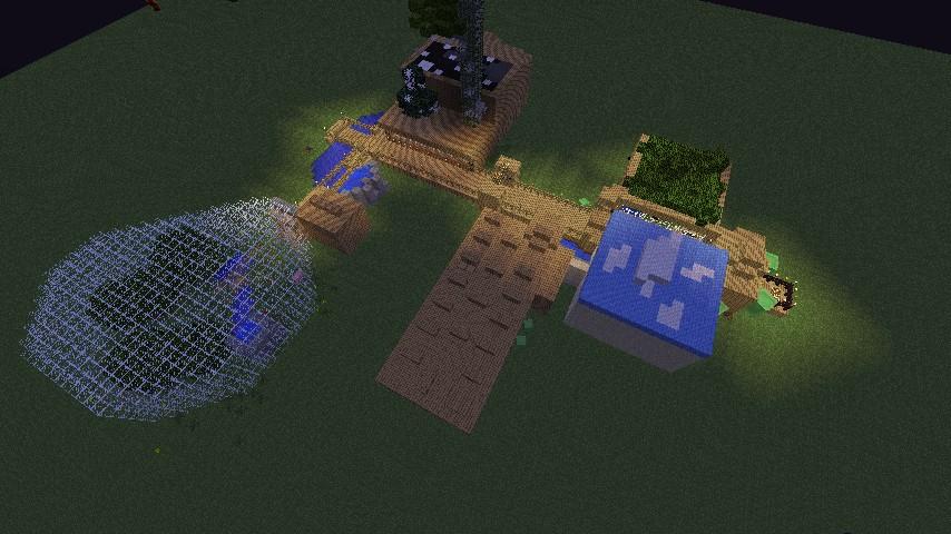 Safari Zoo Craft Minecraft