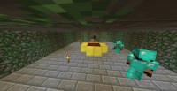 Herobrine Spawner (On Our Server) Minecraft Project