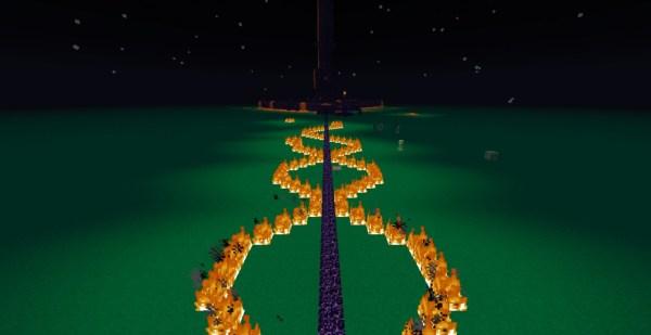 Sauron39s Tower in Minecraft Minecraft Project
