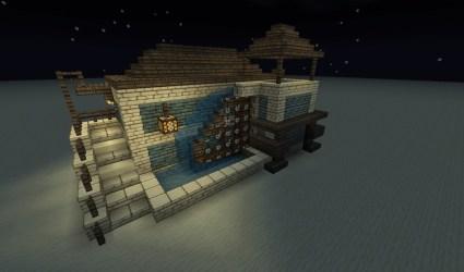 desert minecraft building pack watermill