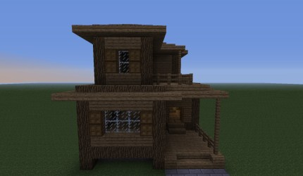 village houses minecraft project