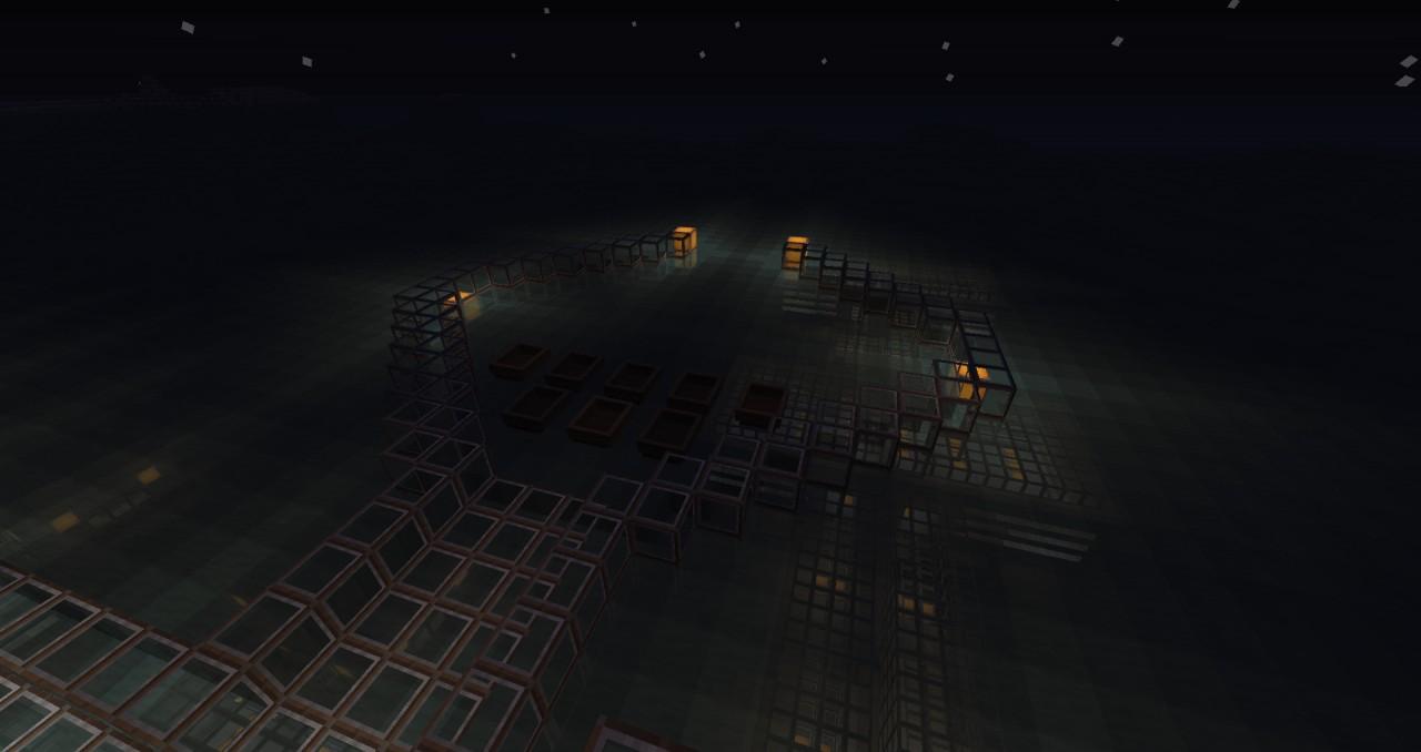 Underwater Base Minecraft Project