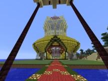 Grand Lisboa Casino Minecraft Project