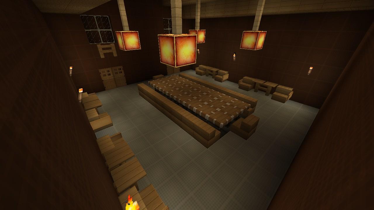 Underground Hideout Minecraft Project