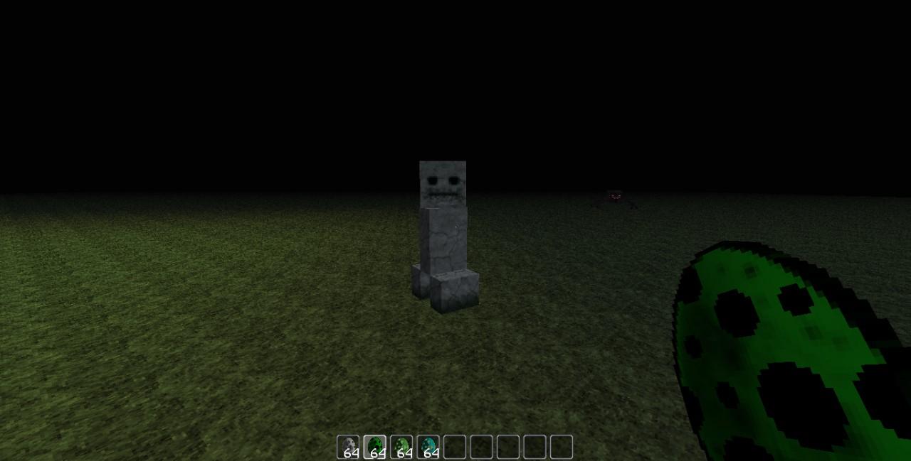 Realistic Minecraft Skeleton