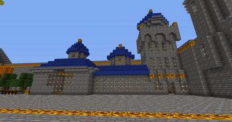 dwarven forge castle minecraft church fully finished dwarves
