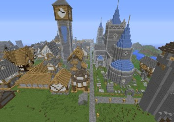 medieval fortress minecraft project another shot planetminecraft