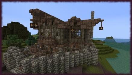 Medieval Fantasy Minecraft Medieval Building Ideas