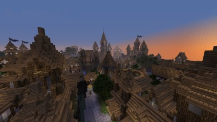 1 7 10] Kargeth Medieval City Map Download Minecraft Forum