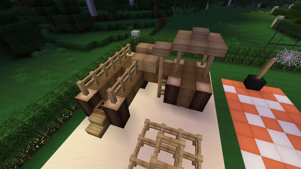 My Modern Minecraft HomeVERSION 20 Minecraft Project