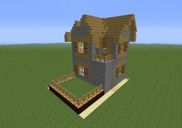 villager story advanced minecraft outside east north