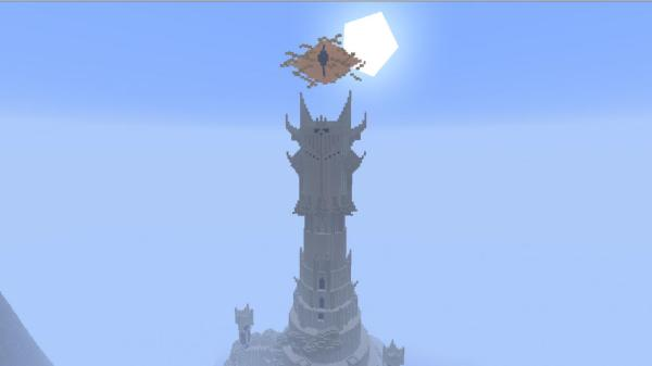 Mordor Minecraft Project