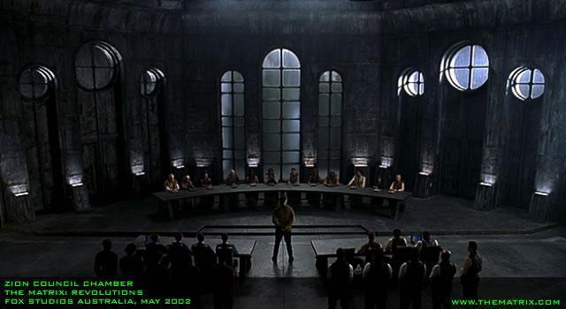 Zion The Last Human City The Matrix Trilogy Minecraft