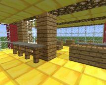 Mc Donalds Hotel Minecraft Project