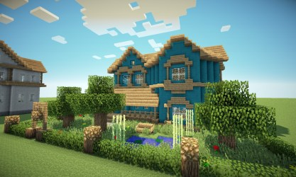 minecraft victorian houses designs colour different map projects project garden front building cute builds modern creations planetminecraft buildings cottage blueprints