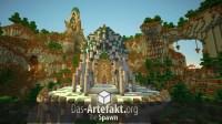 Das-Artefakt Spawn Minecraft Project
