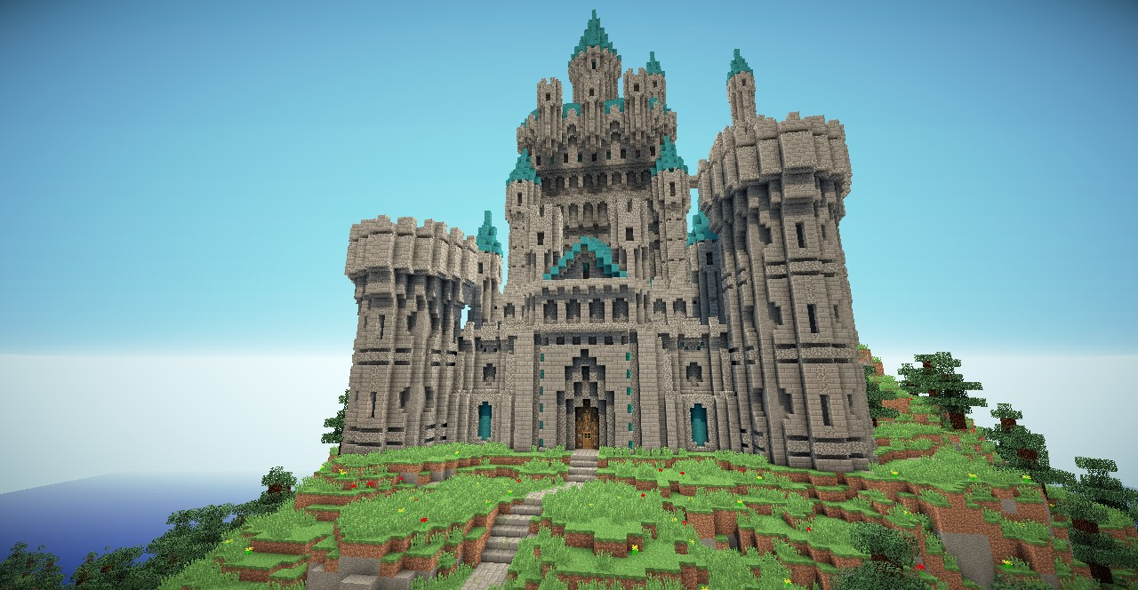 Another Castle! Minecraft Project